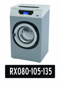 Machine à Laver à Cuve Fixe RX080-105-135